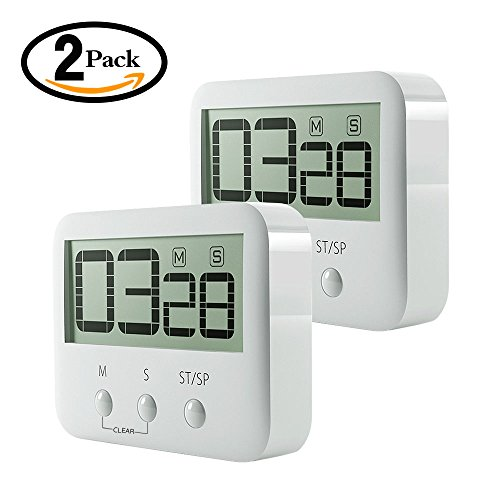 Never to many timers, and these are very good