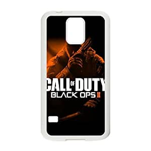 Samsung Galaxy S5 Cell Phone Case White_Call Of Duty Black Ops 2 Bfnln