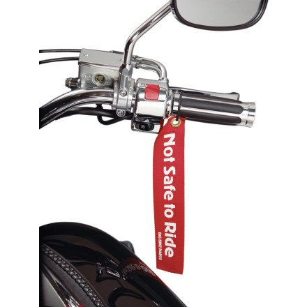 Show Chrome Accessories Safety Tag by Show Chrome Accessories