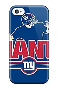 Iphone 4/4s KUdfrae3355ZxMyE New York Giants Tpu Silicone Gel Case Cover. Fits Iphone 4/4s