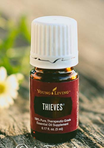 Thieves 5ml Essential Oil by Young Living Essential Oils (Young Living Essential Oils For Tooth Infection)