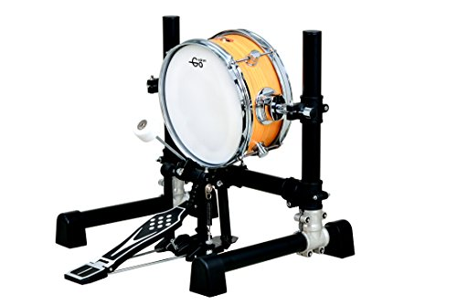 Goedrum GBD10 10'' Electronic Kick or Bass Drum Color Wood by Goedrum