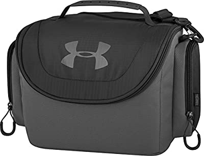 Under Armour 12 Can Soft Sided Cooler, Hyper Green