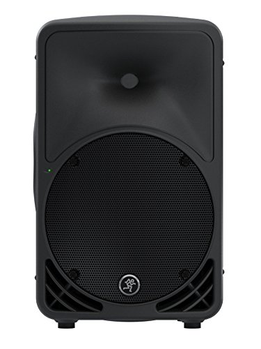 "Mackie SRM350v3 1000 Watts 10"" High-Definition Portable Powered Loudspeaker, Black"