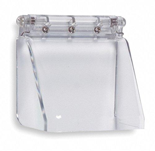 Keypad Cover,Polycarbonate,Flush