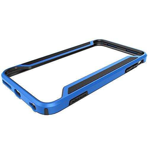"Nillkin - iPhone 6 Plus (5.5"") - Bumper Nillkin Armor Border - Bleu"
