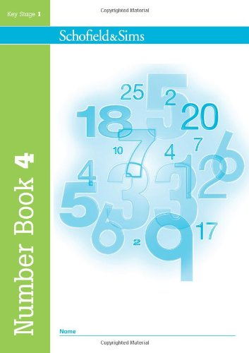 Number Book 4 (Bk. 4)