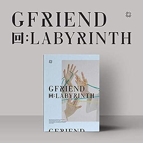 CD+Photobook+Photocard 4th Mini Album G-FRIEND GFRIEND Military ver. THE AWAKENING