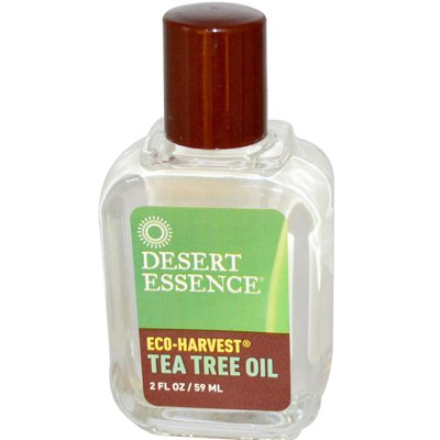 Tea Tree Oil Eco Harvest - Desert Essence, Oil Tea Tree Eco Harvest, 2 Fl Oz