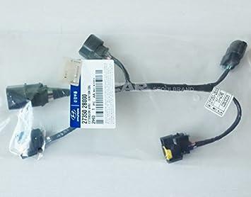 Amazon.com: Genuine Parts -Hyundai KIA Ignition Coil Extension Wire Harness  Genuine OEM 27350-2B000: Automotive | 99 Hyundai Elantra Coil Connector Wiring Color |  | Amazon.com