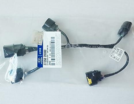 amazon com genuine parts hyundai kia ignition coil extension wire rh amazon com