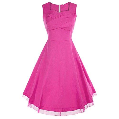Rose Pink Dresses: Amazon.com