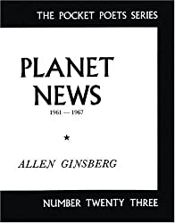 Planet News: 1961-1967 (City Lights Pocket Poets Series)