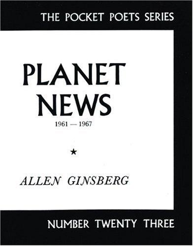 24 Off Planet News 1961 1967 City Lights Pocket Poets