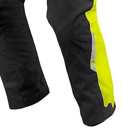 Jet Motorcycle Wear Pantaloni moto impermiabile con larmatura
