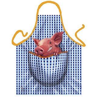 Koch/Grill Sch�rze 22844 Schweinchen Itati