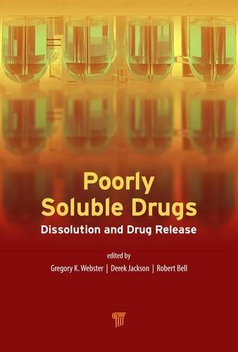 Poorly Soluble Drugs  Dissolution And Drug Release  Pan Stanford Series On Pharmaceutical Analysis