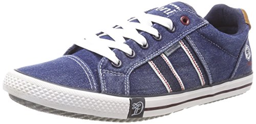 Tom Tailor 4885601, Sneaker Uomo Blu (Navy)