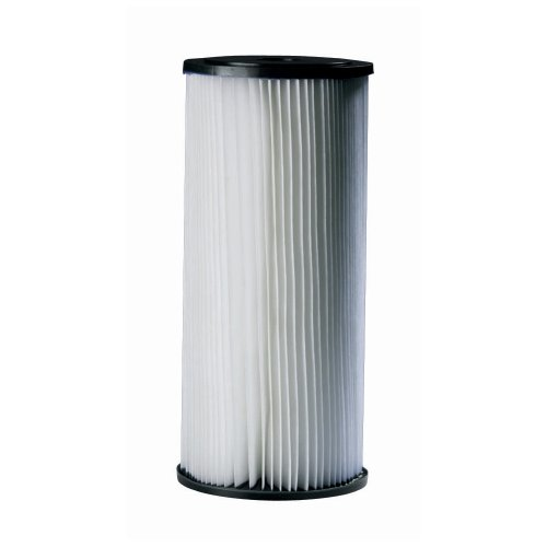 OmniFilter TO6-SS2-S06 TO6 T06 Heavy Duty Pleated Water Filter Cartridge, 1 U