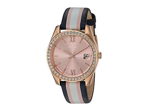 (Fossil Women's Mini Scarlette - ES4595 Pink One Size)