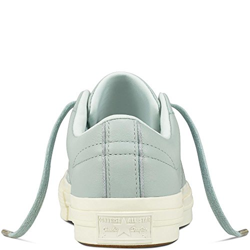 One OX Erwachsene Bamboo Lifestyle Silver Mehrfarbig 416 Fitnessschuhe Leather Converse Egret Star Unisex Dried qtgTnU