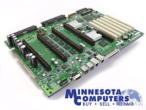 SUN - ROHS V440 motherboard assembly CPU cage & powercable