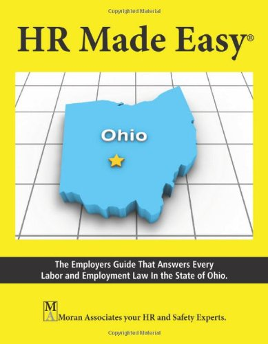 Hr made easy for ohio mark moran 9781890966836 amazon books ccuart Choice Image