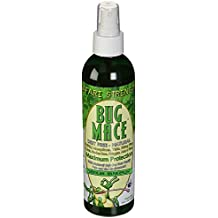 BugMace All Natural Mosquito & Insect Repellent Bug Spray - DEET FREE Organic Base Bug Deterrent - 100% Safe for Adults, Babies, Kids & Environment. Made in USA and Guaranteed to Perform. 2oz