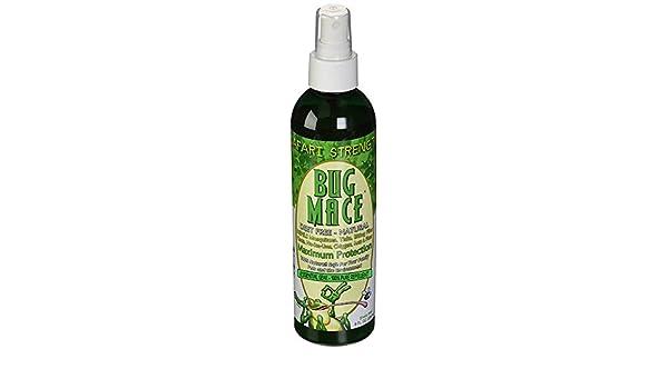bugmace todo natural repelente de mosquitos spray Bug, repele ...