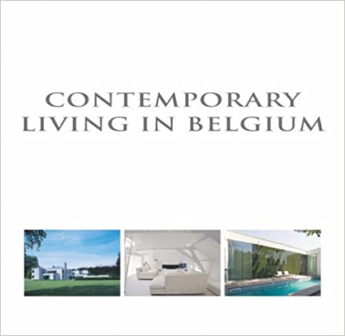 Book Contemporary Living in Belgium