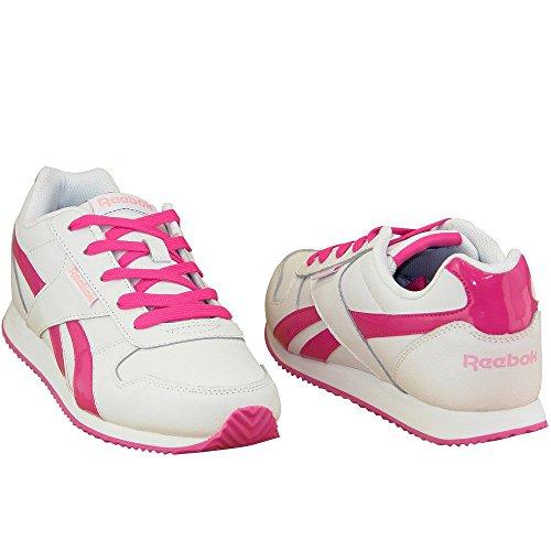 Reebok - Royal CL Jogger - Color: Bianco - Size: 30.0