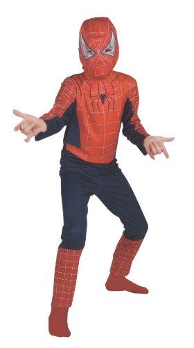 - 41duNiF8 2BNL - Spiderman Movie Child Standard Costume