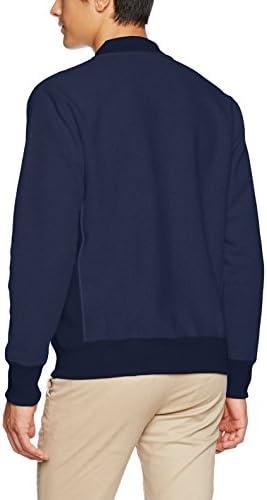 リバースウィーブ ストームシェル スナップ スウェットジャケット C3-L008 メンズ