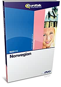 EuroTalk Interactive - Talk More! Norwegian; an interactive language learning DVD for beginners+ [Interactive DVD]