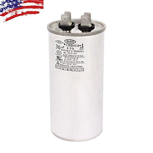 AC 450V 30uF 50/60Hz Air Conditioner Motor Run Capacitor CBB65A-1 CBB65 ()