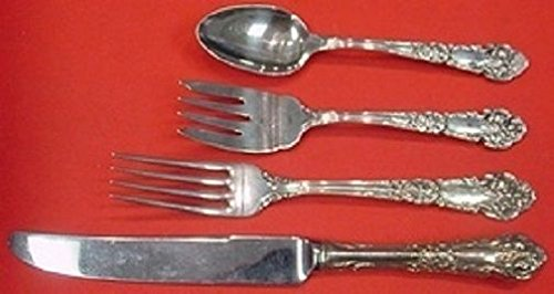 Fork Renaissance Place (French Renaissance By Reed and Barton Sterling Silver Regular Setting(s) 4pc)