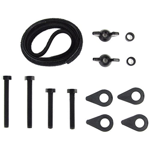 Minelab Search Coil Hardware Kit for GPX, Excalibur II, Sovereign GT, Eureka Metal Detector (Detector Metal Sovereign Gt Minelab)