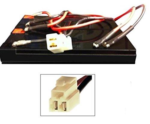 (Razor Wiring Harness for Razor E100 (Chain Drive Models) - Versions 10+ Razor E175 Razor E150 Razor E200 (Chain-Drive Models) - Versions 13+ Razor E300 & E325 - Versions 11 & 13+ Razor eSpark)