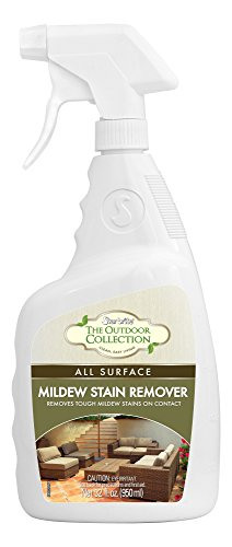 Star brite Outdoor - All Surface Mildew Stain Remover - Cleans & Removes Mildew Stains - 32 OZ Spray ()