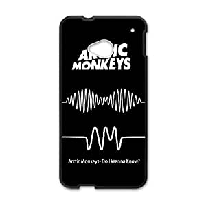 Arctic Monkeys HTC One M7 Cell Phone Case Black Protect your phone BVS_825195