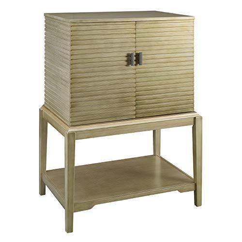 (Southern Enterprises AMZ8501ZH Valerie Cabinet, Gold)