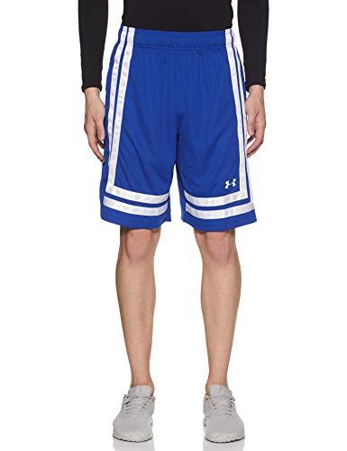 "Under Armour Men's Baseline 10"" Shorts, Royal"
