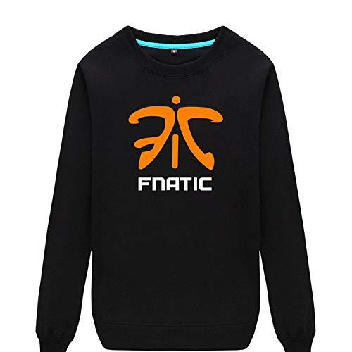 Vestiti Cotone Team Maglione Sezione Sottile Fnatic Felpa Rngdjsbp Xl Pullover S 0qXwtEB8nx