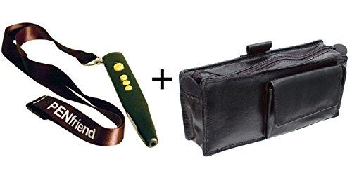 - PenFriend 2 Voice Labeling System + Leather Case - MaxiAids Bundle