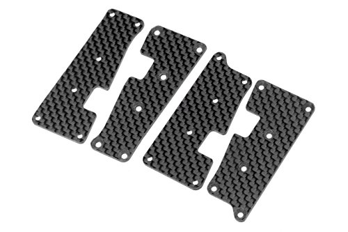 HOT BODIES 112803 Suspension Arm Cover Set (CBN Graphite) D413