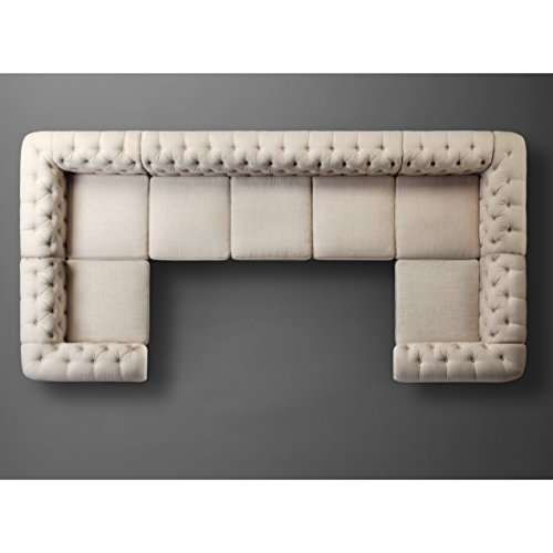 Garcia Sectional Sofas, U Shaped