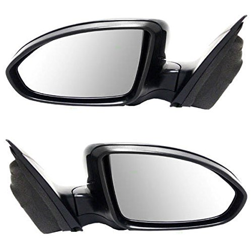 Koolzap For 11-14 Chevy Cruze Power Heated Folding Rear View Mirror Left Right Side SET PAIR