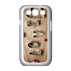 love Customized Cover Case for Samsung Galaxy S3 I9300,custom phone case ygtg603826