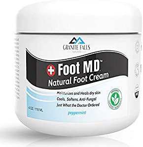 Win A Free Natural Foot Cream – Cools