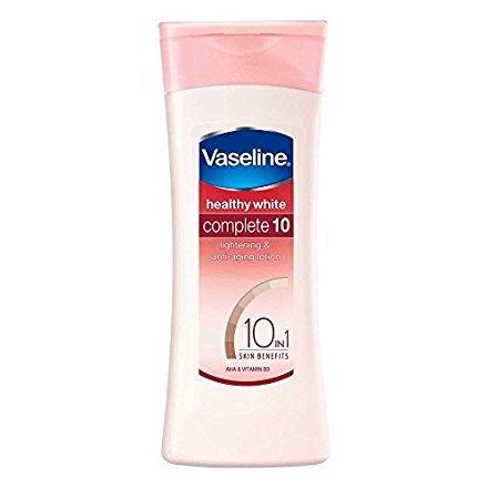 Vaseline Healthy White Complete 10 Lightening Body Lotion 10
